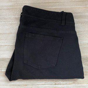 Maurices   Skinny Black Pants